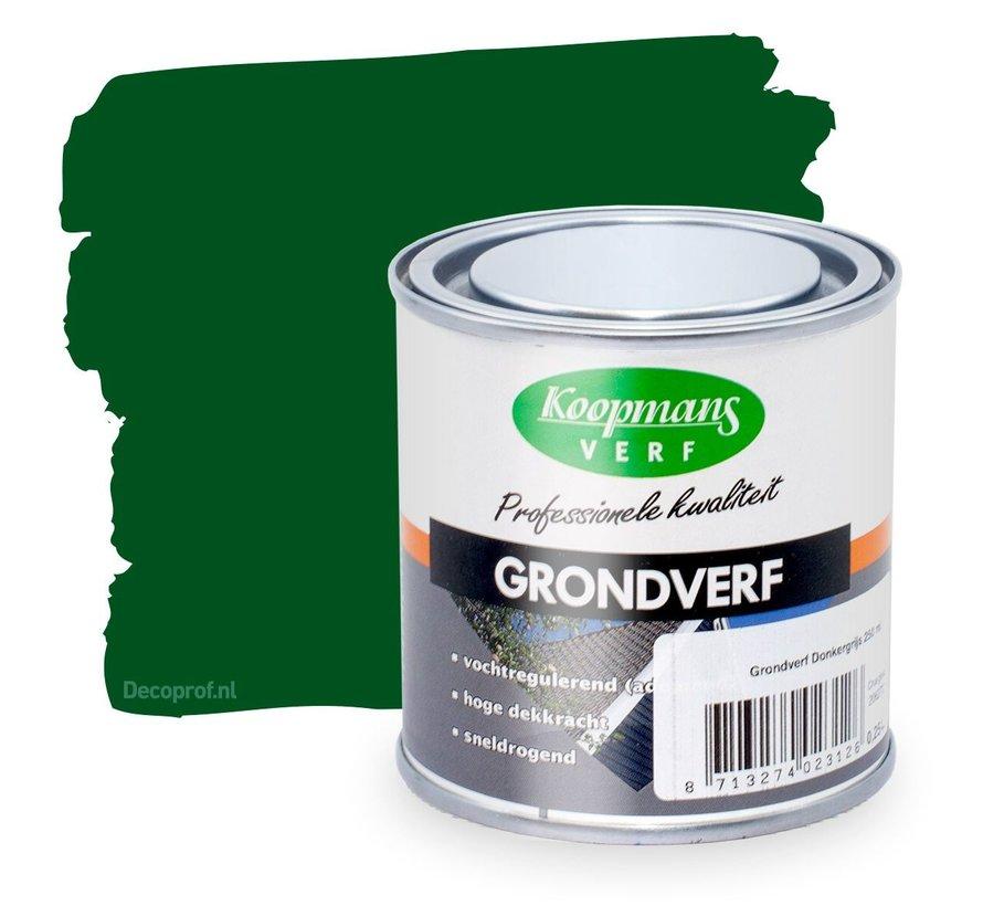 Grondverf Groen