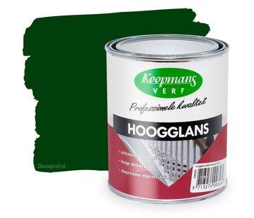 Koopmans Hoogglans 310 Donkergroen