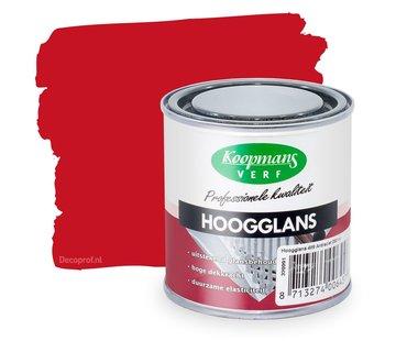 Koopmans Hoogglans 330 Signaalrood