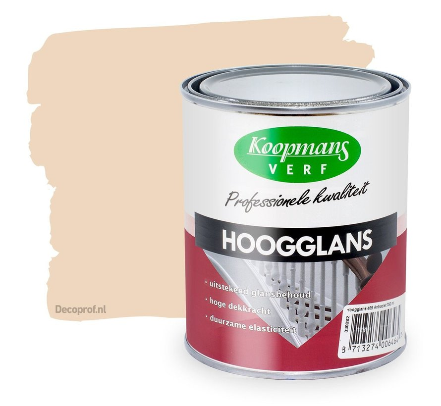 Hoogglans 451 Zandbeige