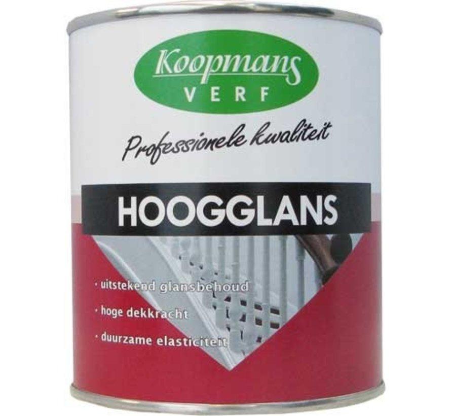 Hoogglans 511 Standgroen