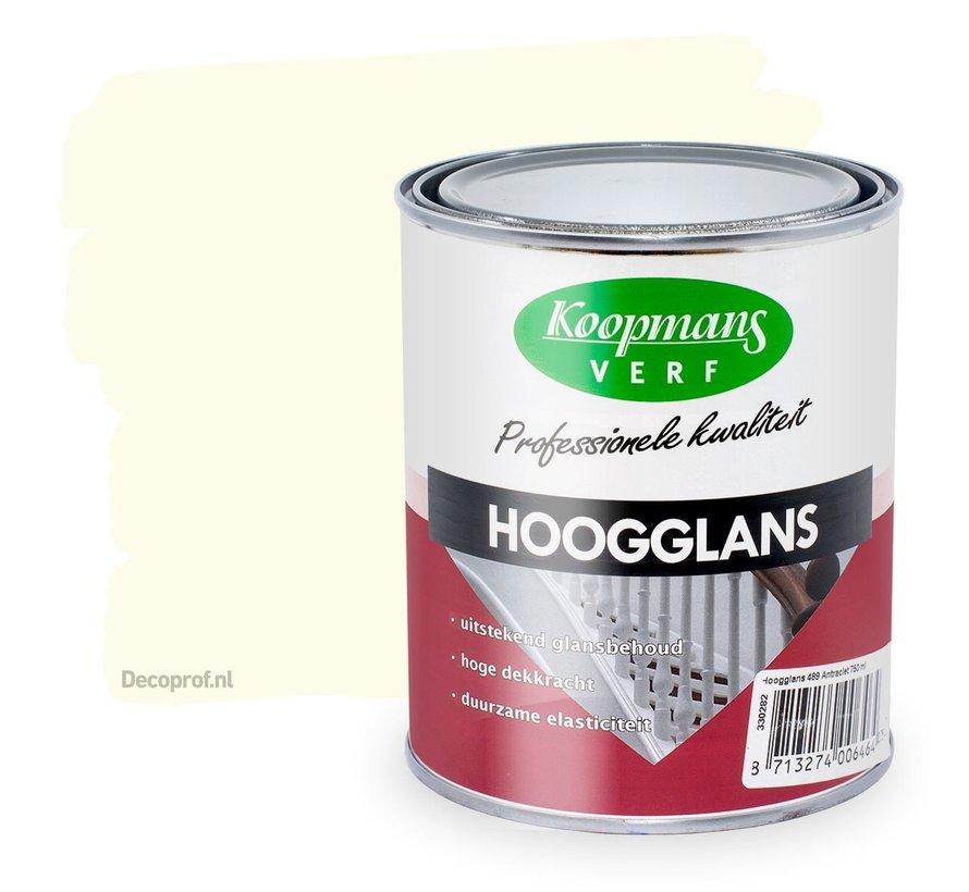 Hoogglans 546 Wolwit