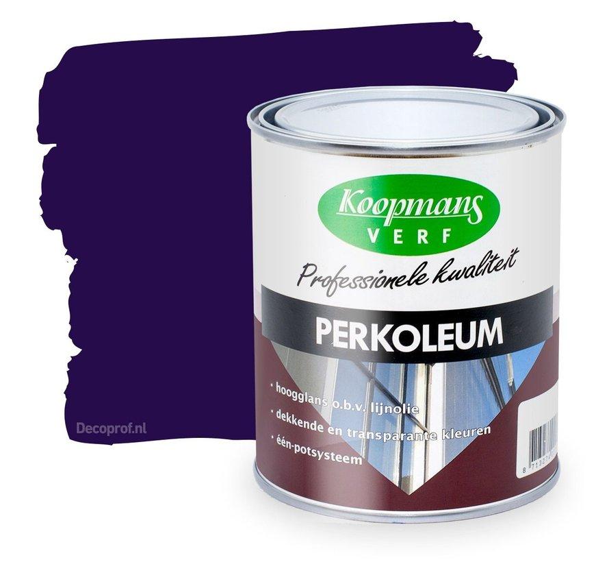 Perkoleum Hoogglans Dekkend 238 Antiekblauw