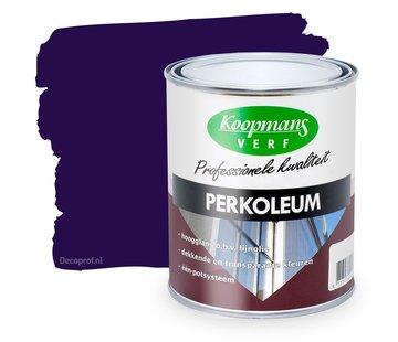 Koopmans Perkoleum Hoogglans Dekkend 238 Antiekblauw