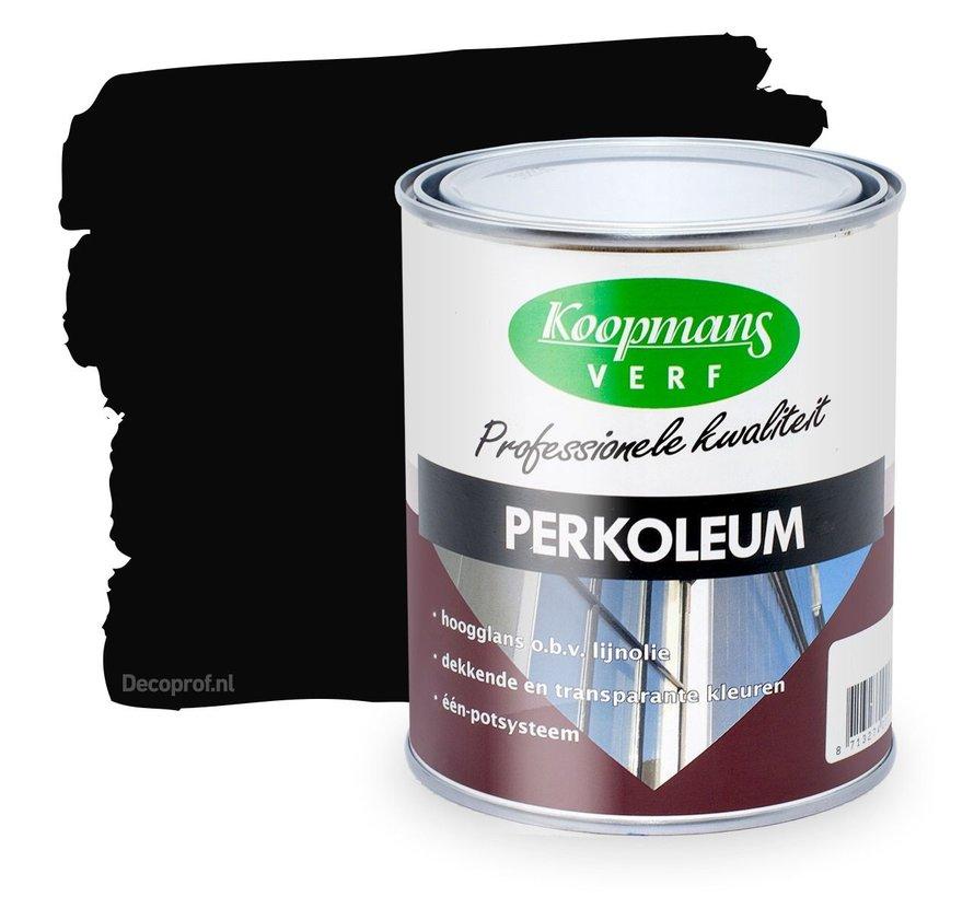 Perkoleum Hoogglans Dekkend 239 Zwart