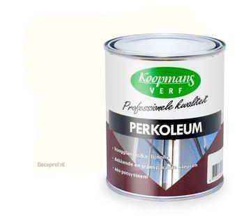Koopmans Perkoleum Hoogglans Dekkend 9010 Wit