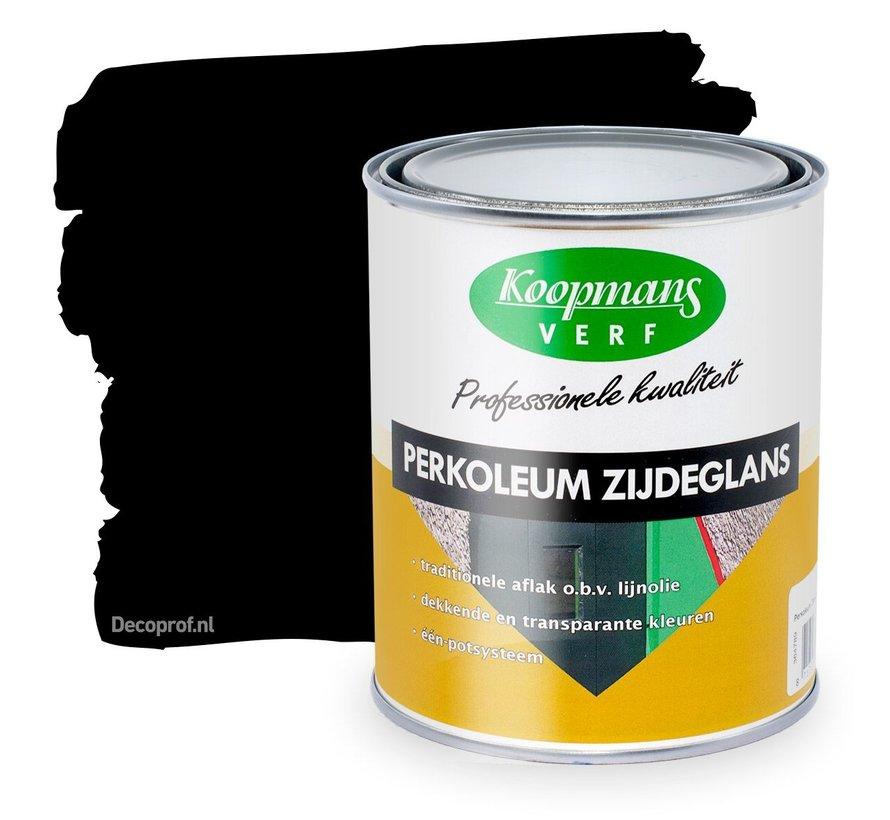 Perkoleum Zijdeglans 239 Zwart