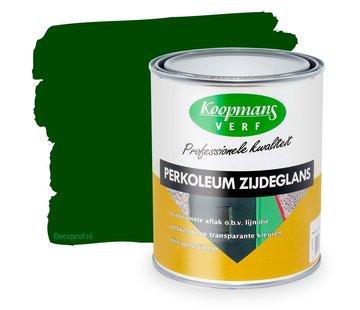 Koopmans Perkoleum Zijdeglans 244 Sparregroen