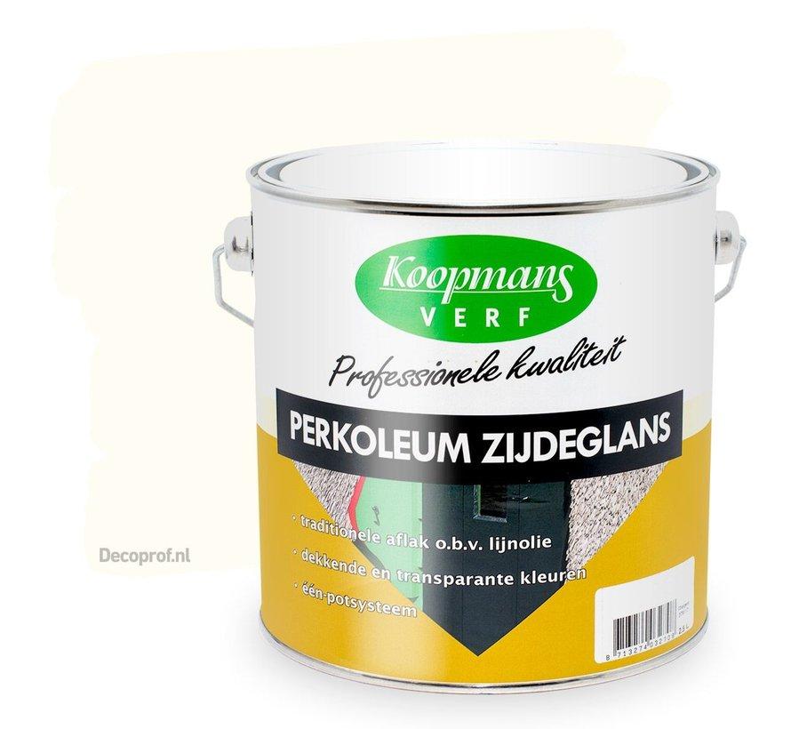 Perkoleum Zijdeglans 9010 Wit