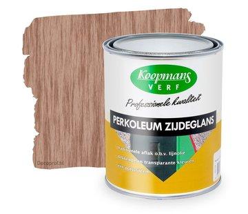 Koopmans Perkoleum Zijdeglans Transparant 214 Donker Eiken