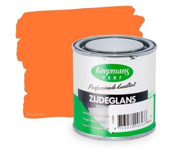 Koopmans Zijdeglans 10 Oranje
