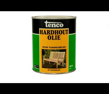 Tenco Hardhoutolie Waterbasis