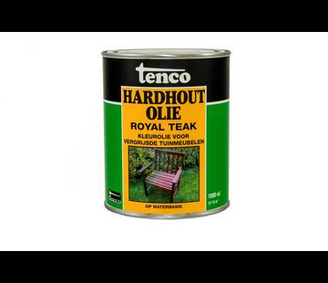 Tenco Hardhoutolie Waterbasis Royal Teak