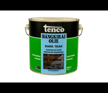 Tenco Bangkirai Olie Waterbasis Dark Teak