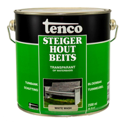 Tenco Steigerhoutbeits White Wash