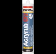 Soudal Acryrub CF2 Acrylaatkit Wit