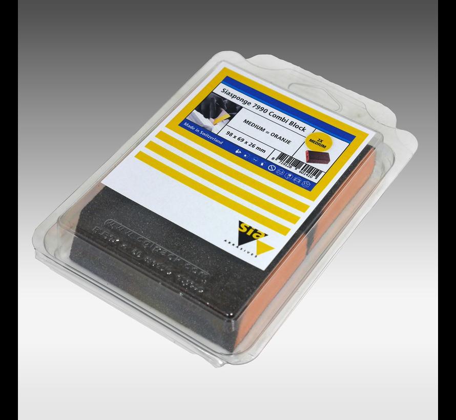 Sponge Combi-Block 7990 Medium