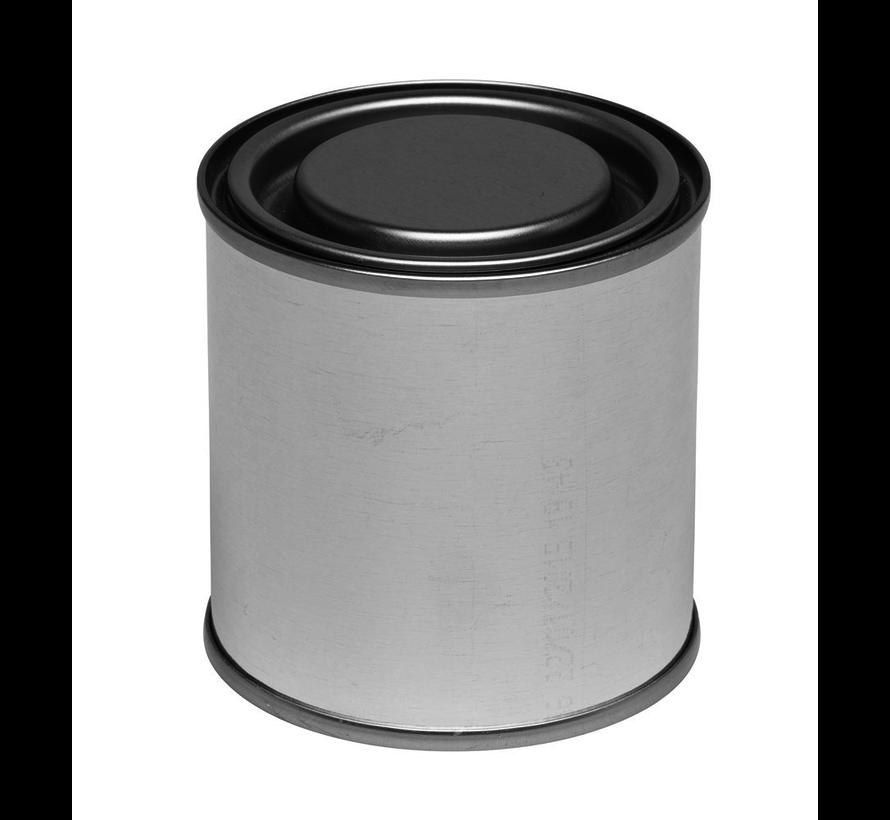 Leeg Blik + Deksel 0,125 LTR