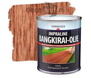 Hermadix Impraline Bangkirai Olie