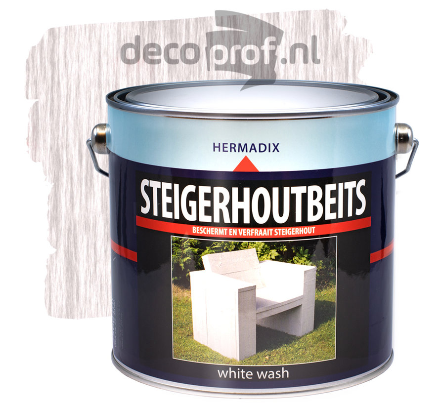 Steigerhoutbeits Whitewash