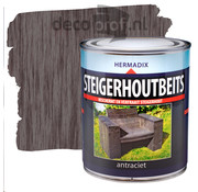 Hermadix Steigerhoutbeits Antraciet