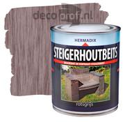 Hermadix Steigerhoutbeits Rotsgrijs
