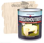 Hermadix Steigerhoutbeits Schelpenwit