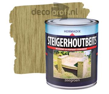 Hermadix Steigerhoutbeits Zeegroen