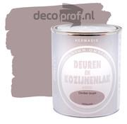 Hermadix Deuren&Kozijnenlak Extra Zijdeglans Donker Taupe