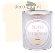 Hermadix Deuren&Kozijnenlak Extra Zijdeglans RAL9001