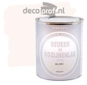 Hermadix Deuren&Kozijnenlak Extra Zijdeglans RAL9003