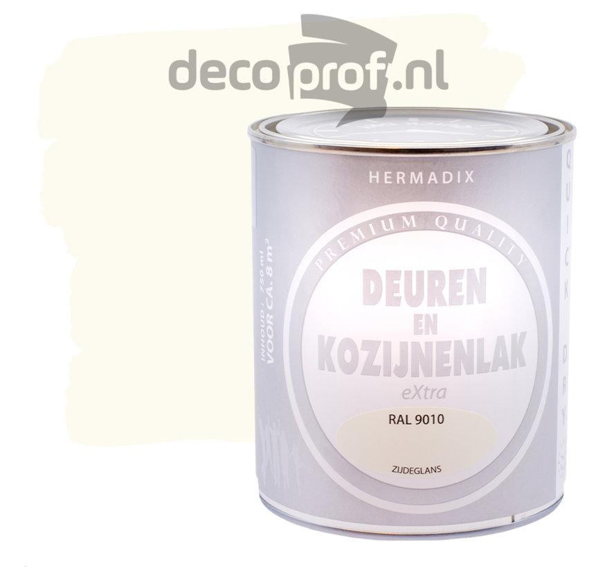 Deuren&Kozijnenlak Extra Zijdeglans RAL9010