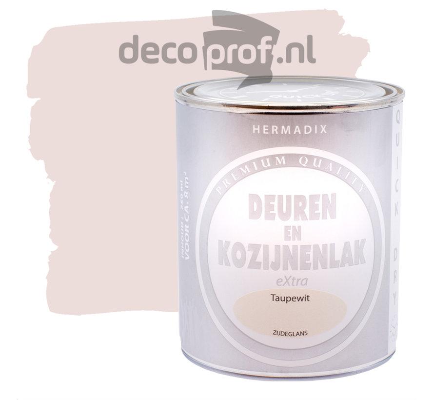 Deuren&Kozijnenlak Extra Zijdeglans Taupewit