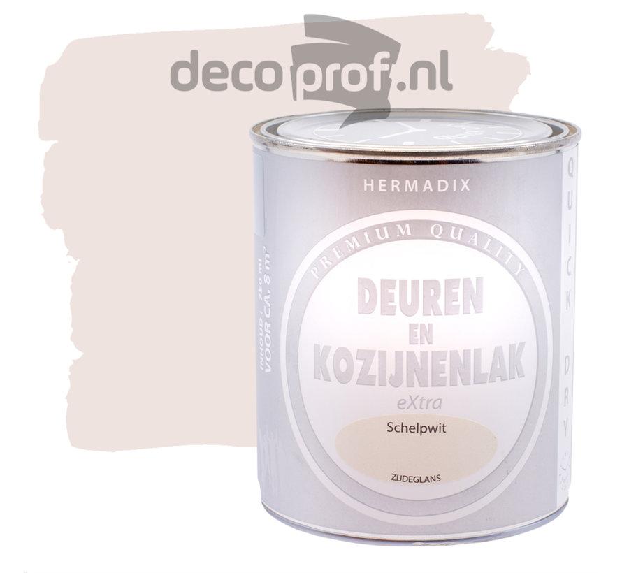 Deuren&Kozijnenlak Extra Zijdeglans Schelpenwit