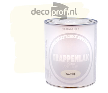 Hermadix Trappenlak Extra RAL9010