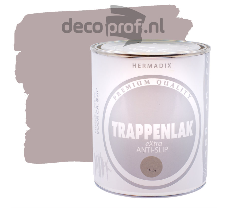 Trappenlak Extra Taupe