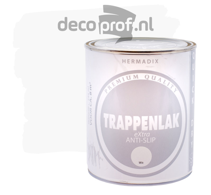 Trappenlak Extra Wit