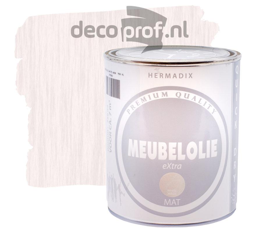 Meubelolie Extra White Wash