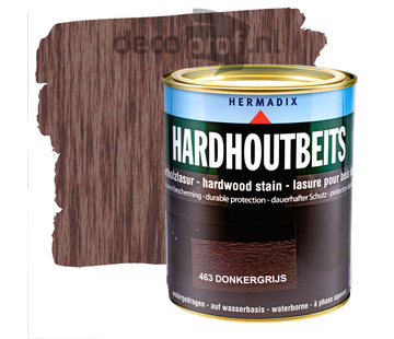 Hermadix Hardhoutbeits Donkergrijs