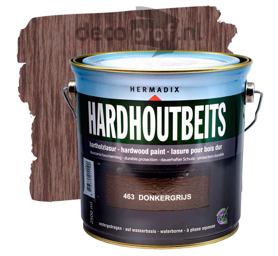 Hardhoutbeits Donkergrijs