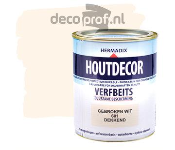 Hermadix Houtdecor Dekkend Gebroken Wit
