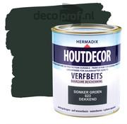 Hermadix Houtdecor Dekkend Donkergroen