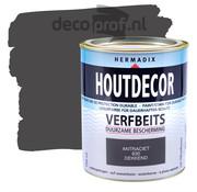Hermadix Houtdecor Dekkend Antraciet