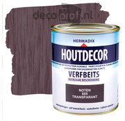 Hermadix Houtdecor Transparant Noten