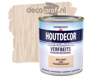 Hermadix Houtdecor Transparant Blank