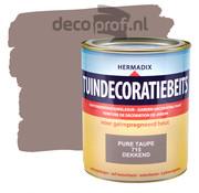 Hermadix Tuindecoratiebeits Dekkend Pure Taupe