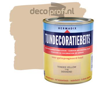 Hermadix Tuindecoratiebeits Dekkend Tender Yellow