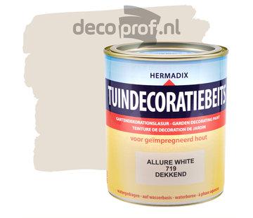 Hermadix Tuindecoratiebeits Dekkend Allure White