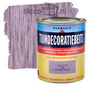 Hermadix Tuindecoratiebeits Transparant Violetto