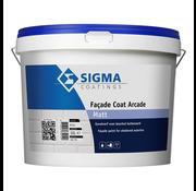 Sigma Facade Coat Arcade Matt